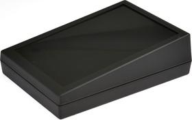 Фото 1/2 G1188B, Корпус для РЭА 134х189х32/54мм, пластик, черный