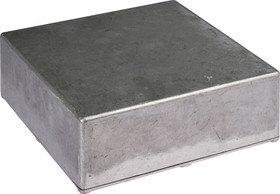 Фото 1/3 G0478, Корпус для РЭА 190.5х190.5х66.5мм, металл