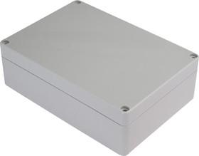 G214, Корпус для РЭА 171х121х55 мм, пластик, светло-серый