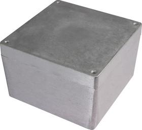 G139, Корпус для РЭА 158.5х158.5х101.5 мм, металл, герметичный