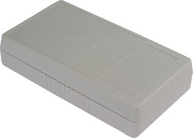 Фото 1/2 G968G(S), Корпус для мультиметра 180х100х40 мм, пластик, серый