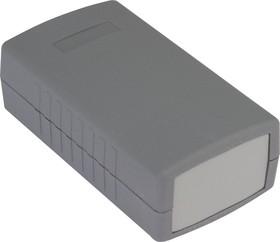 G404, Корпус для РЭА 90х50х32 мм, пластик, темно-серый