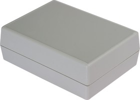 Фото 1/3 G1202G, Корпус для РЭА 111х82.5х38мм, пластик, серый