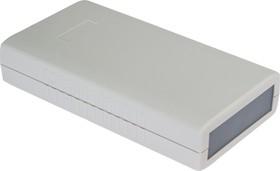 Фото 1/2 G443, Корпус для РЭА 150х80х30 мм, пластик, светло-серый