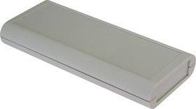 Фото 1/3 G1389G, Корпус для РЭА 172х77х25 мм, пластик, серый