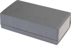 G416, Корпус для РЭА 150х80х45 мм, пластик, темно-серый