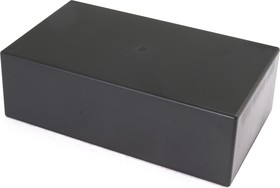 Фото 1/2 G1025B, Корпус для РЭА 197х113х63мм, пластик, черный