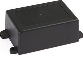 Фото 1/4 G1019, Корпус для РЭА 82х57х33мм, пластик, черный