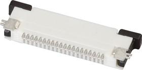 20FLZ-RSM1-TB, Вилка на плоский кабель 0.5мм