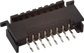 Фото 1/4 08FDZ-BT, Вилка для плоского кабеля 2.54мм