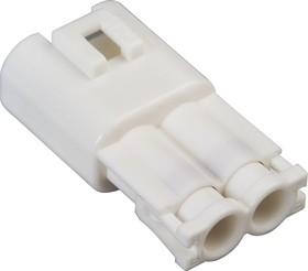 02P-MWPV-SSR, Корпус разъема вилка водозащищенная кабельная 7.0мм