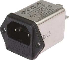 DL-3DZ2R, 3А, 250В, Сетевой фильтр