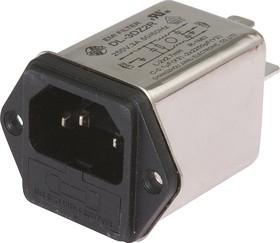 DL-10DZ2R 10А, 250В, Сетевой фильтр