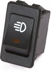ASW-17D (желтая подсветка), Переключатель ON-OFF (35A 12VDC) DPST 4P
