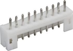 B12B-PH-K-S вилка прямая на плату (PHR)2.0мм