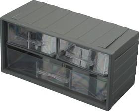 K-3, Ячейки для комплектующих 3 ячейки