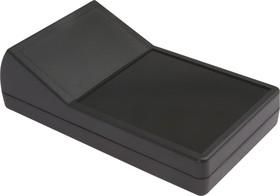 G1189B, Корпус для мультиметра с отверстием под ЖКИ, пластик, черный