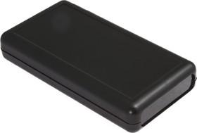 G939B, Корпус для ПДУ 135х70х24 мм, пластик, черный
