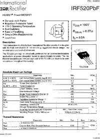 irf840 pdf - Лучшие примеры для дома.