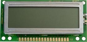 Фото 1/2 MT-12232C-2FLA, ЖК матрица 122х32, с подсветкой