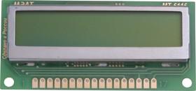 Фото 1/2 MT-6116 -1YLG, Матрица ЖК 61х16, с подсветкой