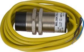 ВБ1.30М.65.20.2.1.К, Емкостной датчик, NPN, замыкающий, постоянное напряжение