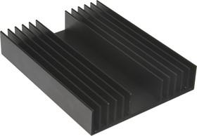 HS 115-150, Радиатор 150х116х26.5 мм, 4 дюйм*градус/Вт