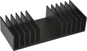 HS 115-50, Радиатор 50х116х26.5 мм, 4 дюйм*градус/Вт