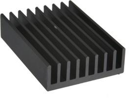 Фото 1/2 HS 183-70, Радиатор 70х50х17 мм, 6.8 дюйм*градус/Вт