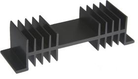 HS 104-30, Радиатор 30х102х24.5 мм, 3.1 дюйм*градус/Вт