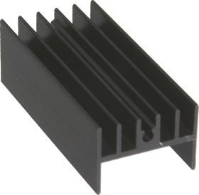 HS 202-50, Радиатор 50х23х16 мм, 21 дюйм*градус/Вт
