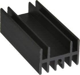 HS 201-50, Радиатор 50х23х16 мм, 19 дюйм*градус/Вт
