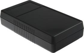 Фото 1/2 G968B(S)BC, Корпус для мультиметра с батарейным отсеком 180х100х40 мм, пластик, черный