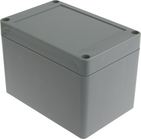 G3109, Корпус для РЭА 120х80х85мм, пластик, темно-серый