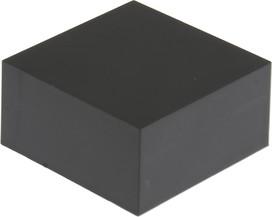 G505025B, Корпус для РЭА 50х50х25мм, пластик, черный