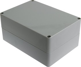 G223, Корпус для РЭА 171х121х80 мм, пластик, светло-серый