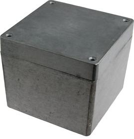 G137, Корпус для РЭА 120.5х120.5х101.5мм, металл, герметичный