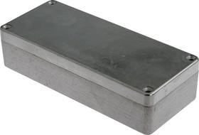 Фото 1/4 G109, Корпус для РЭА 150x63x36.5мм, металл, герметичный