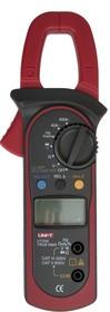 Фото 1/5 UT204, Клещи токоизмерительные цифровые ACA&DCA с автоматическим выбором диапазона