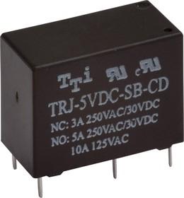 TRJ-5VDC-SA-CD-R реле эл.магнитное