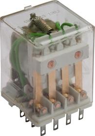 РП21-004-УХЛ4 ~110В, Реле переменный ток