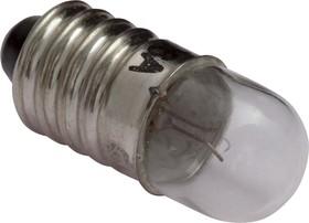Фото 1/2 H3-04805, Лампа накаливания 4.8В, 2.40Вт Е10(OBSOLETE)