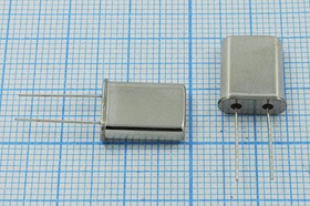 Фото 1/4 кварцевый резонатор 4.194304МГц в корпусе HC49U,нагрузка 20пФ,без маркировки; 4194,304 \HC49U\20\ 30\\HC49U[MEC]\1Г бм
