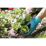 Фото 5/9 Перчатки садовые для работы с почвой, размер 7 00205-32.000.00