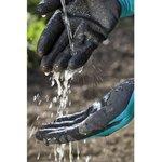 Фото 9/9 Перчатки садовые для работы с почвой, размер 7 00205-32.000.00
