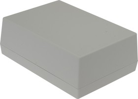 G1213G, Корпус для РЭА 174.5х123.6х63.5, пластик, серый