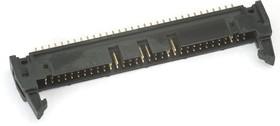 SCM-64 (DS1011-64S) (IDCC-64MS), Вилка прямая с защелкой