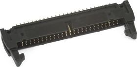 SCM-50 (DS1011-50S) (IDCC-50MS), Вилка прямая с защелкой