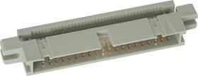 IDM-40 (DS1015-40M), Вилка 2.54мм с креплением для винта