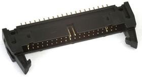 Фото 1/3 SCM-40 (DS1011-40S) (IDCC-40MS), Вилка прямая с защелкой